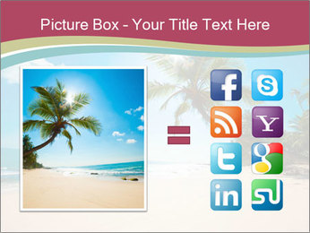 Perfect Beach PowerPoint Template - Slide 21