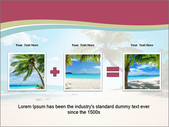 Perfect Beach PowerPoint Template - Slide 22