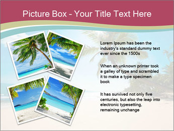 Perfect Beach PowerPoint Template - Slide 23