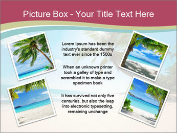 Perfect Beach PowerPoint Template - Slide 24