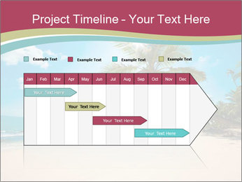 Perfect Beach PowerPoint Template - Slide 25