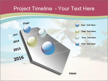Perfect Beach PowerPoint Template - Slide 26