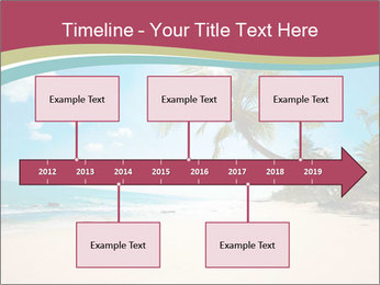 Perfect Beach PowerPoint Template - Slide 28