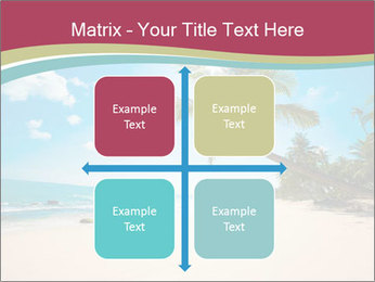 Perfect Beach PowerPoint Template - Slide 37