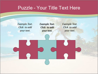 Perfect Beach PowerPoint Template - Slide 42