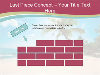 Perfect Beach PowerPoint Template - Slide 46