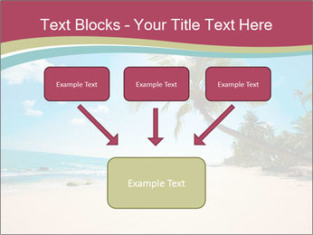 Perfect Beach PowerPoint Template - Slide 70