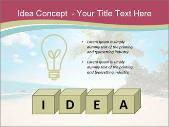 Perfect Beach PowerPoint Template - Slide 80