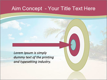 Perfect Beach PowerPoint Template - Slide 83