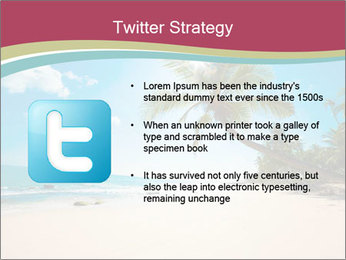 Perfect Beach PowerPoint Template - Slide 9
