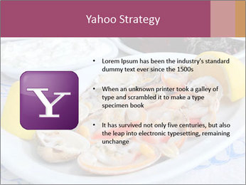 Fresh Oysters PowerPoint Templates - Slide 11