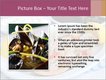 Fresh Oysters PowerPoint Templates - Slide 13