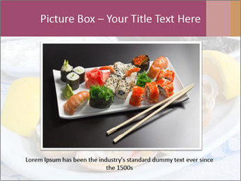 Fresh Oysters PowerPoint Templates - Slide 15
