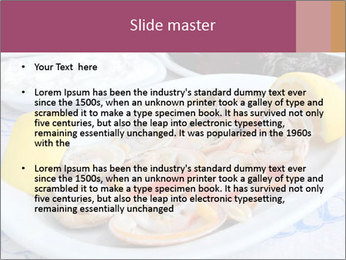 Fresh Oysters PowerPoint Templates - Slide 2