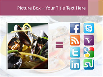 Fresh Oysters PowerPoint Templates - Slide 21