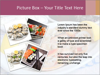 Fresh Oysters PowerPoint Templates - Slide 23