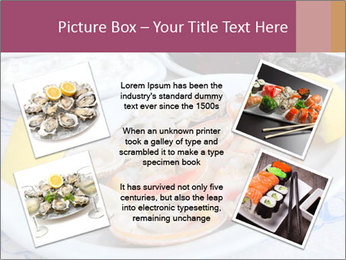Fresh Oysters PowerPoint Templates - Slide 24