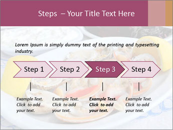 Fresh Oysters PowerPoint Templates - Slide 4