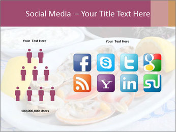 Fresh Oysters PowerPoint Templates - Slide 5