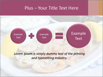 Fresh Oysters PowerPoint Templates - Slide 75