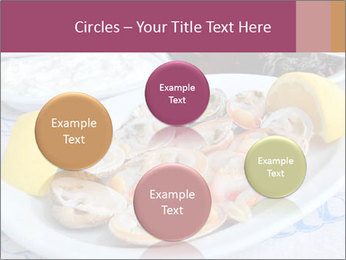 Fresh Oysters PowerPoint Templates - Slide 77