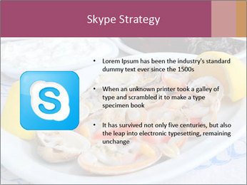Fresh Oysters PowerPoint Templates - Slide 8