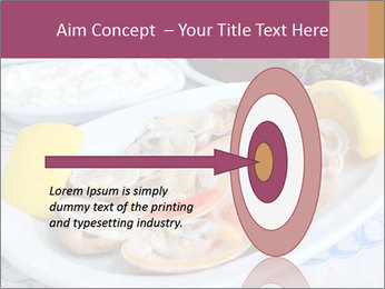 Fresh Oysters PowerPoint Templates - Slide 83