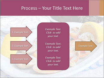 Fresh Oysters PowerPoint Templates - Slide 85