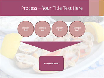Fresh Oysters PowerPoint Templates - Slide 93