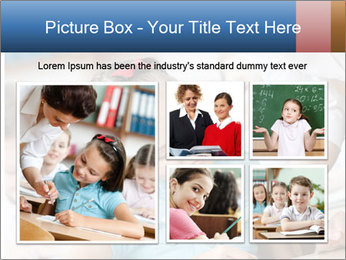 Primary School PowerPoint Templates - Slide 19