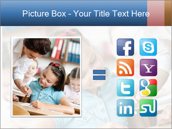 Primary School PowerPoint Templates - Slide 21