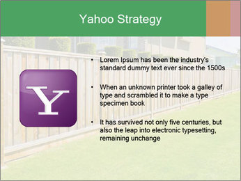 Huge Yard PowerPoint Template - Slide 11