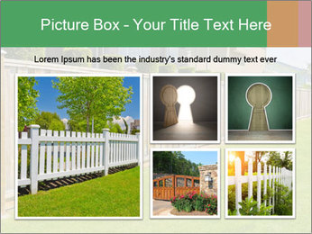 Huge Yard PowerPoint Template - Slide 19