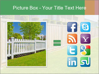 Huge Yard PowerPoint Template - Slide 21