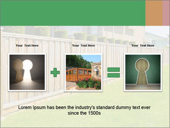 Huge Yard PowerPoint Template - Slide 22
