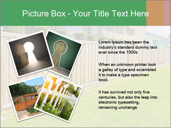 Huge Yard PowerPoint Template - Slide 23