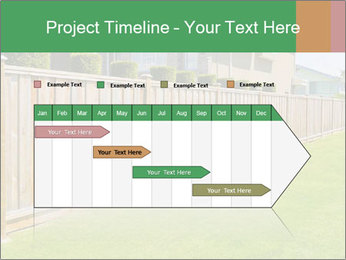 Huge Yard PowerPoint Template - Slide 25