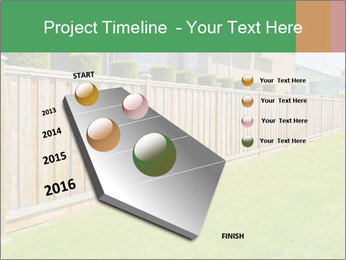 Huge Yard PowerPoint Template - Slide 26