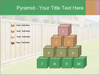 Huge Yard PowerPoint Template - Slide 31