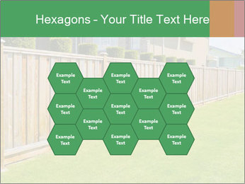 Huge Yard PowerPoint Template - Slide 44