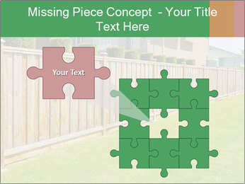 Huge Yard PowerPoint Template - Slide 45