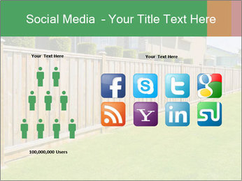 Huge Yard PowerPoint Template - Slide 5