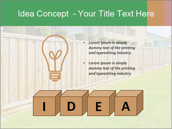 Huge Yard PowerPoint Template - Slide 80