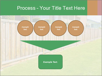 Huge Yard PowerPoint Template - Slide 93