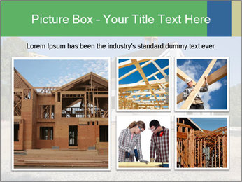 White Cottage PowerPoint Template - Slide 19
