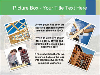 White Cottage PowerPoint Template - Slide 24
