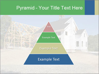 White Cottage PowerPoint Template - Slide 30