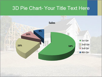 White Cottage PowerPoint Template - Slide 35