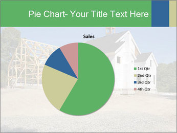 White Cottage PowerPoint Template - Slide 36