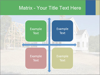 White Cottage PowerPoint Template - Slide 37